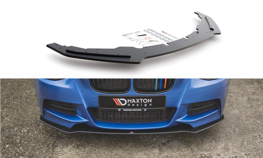 SPLITTER PRZEDNI RACING DURABILITY BMW M135I F20 - GRUBYGARAGE - Sklep Tuningowy